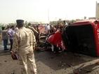 Десетки загинаха при бомбена серия в Багдад