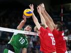 Трудна волейболна победа за България над Иран