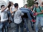 Десетки ранени при протест срещу строеж на мол в Истанбул