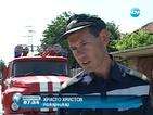 Пожарникар си купи собствена пожарна кола