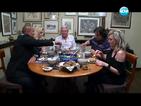 Вечерята на Асен Агов обра овациите на гостите му
