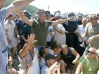Протестиращи блокираха прохода Шипка