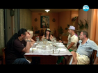 Анн-Джи приготви руско-ливанско меню за гостите си