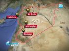 Бунтовниците в Сирия използвали химическо оръжие