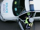 Арестуваха мъж в Шумен за смъртни заплахи срещу сина на местен бизнесмен