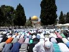 80 000 мюсюлмани се стекоха в Ерусалим за началото на Рамазана