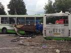 Катастрофа между автобус и камион в Москва отне живота на 18 души