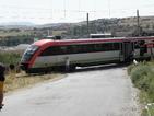 Влак блъсна мъж край Перник