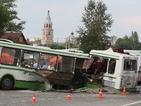 29 души остават в болница след катастрофата край Москва