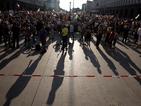 Протестът срещу кабинета благодари на германския посланик