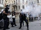 Турски полицаи отиват на съд заради обгазяването на протеста