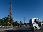 Франция отчита отрицателен икономически растеж