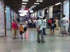 Жена се хвърли под влак на метрото, има опасност за живота й