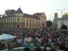 400 души за 61-ви път поискаха оставката на правителството