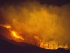 Два големи пожара изпепелиха огромни площи в щата Айдахо