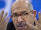 Ел Барадей подаде оставка заради кървавите сблъсъци в Египет