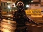 Протест в Сао Пауло прерасна в сбиване с полицията