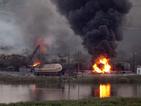 Двама от обгорелите край Езерово остават в реанимация