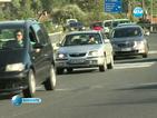 Километрични задръствания и изнервени шофьори в края на почивните дни