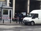 Кола се удари в турското посолство в София