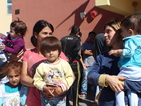 Бежанци от центъра в Пъстрогор излязоха на протест