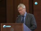 """Германският посланик сравни свободата на медийния пазар у нас със """"слободия"""""""