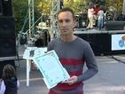 Наш репортер с отличие на Годишните награди за биоразнообразие
