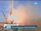 Олимпийският факел полетя към Международната космическа станция