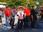 Футболните фенове отрекоха да са причината за агресията на протестите