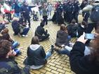Анкета: Мнозинство вини полицията за блокадата на София