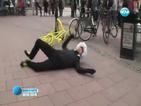 Шведска компания разработи еърбег за велосипедисти