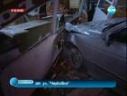 Кола връхлетя в магазин в София