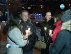 Граждани протестираха заради закъснение на екип на Спешна помощ