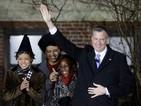 Новият кмет на Ню Йорк положи клетва като градоначалник