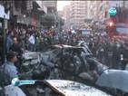 Експлозия разтърси Южен Бейрут