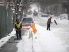 Силна снежна буря парализира САЩ
