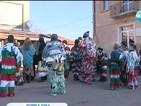 Хиляди кукери излизат да гонят злите сили в Пернишко
