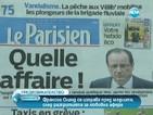 Оланд представя основни приоритети от политиката на Франция