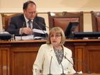 """Отказите от имунитети на """"Атака"""" нямат юридическа основа, твърди Цачева"""