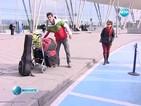 Завърнаха се българските олимпийци