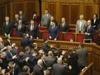 Върховната Рада разпусна парламента на Крим
