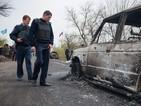 Престрелка в Славянск помрачи Великден в Украйна (ОБЗОР)