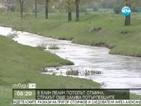 В Елин Пелин потопът отмина, страхът още залива потърпевшите