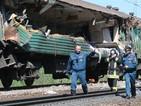 Петима души загинаха при влакова катастрофа край Москва