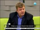 Каракачанов: Можем да се коалираме с всички, без ДПС