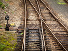 Влак излезе от релсите в Хърватия