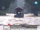 10 лодки, два хеликоптера и 300 служители на МВР евакуират Мизия