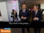 Дейвид Камерън: Кралицата мъркаше от удоволствие след референдума
