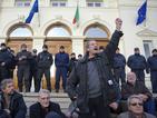 Оставка и протест заради назначението на Слави Бинев