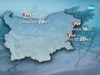 Силните ветрове затвориха Пристанище Варна